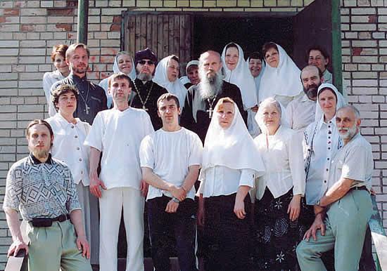 Сестричество в 2004 г.