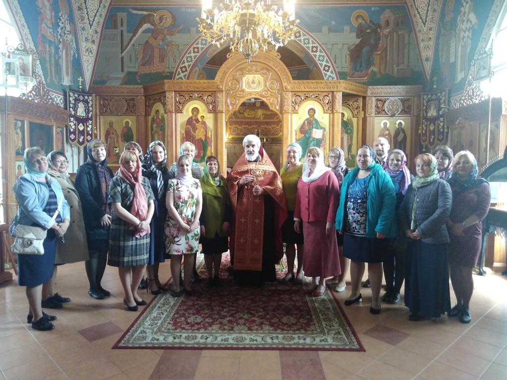 Завершились занятия для учителей ОПК в Красносельском округе