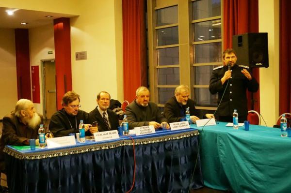 III Форум православной общественности прошел в Санкт-Петербурге