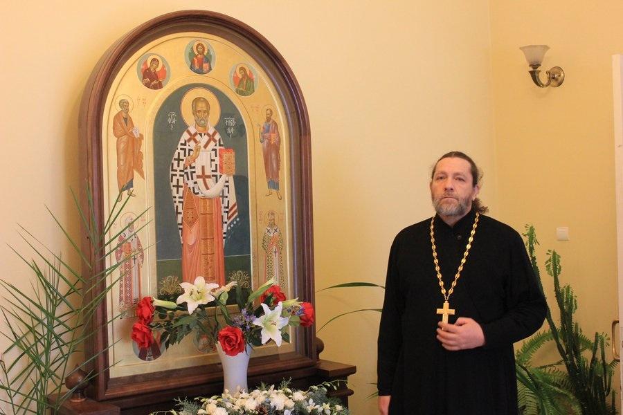 Митрополит Варсонофий выразил соболезнование в связи с кончиной иерея Аркадия Власова