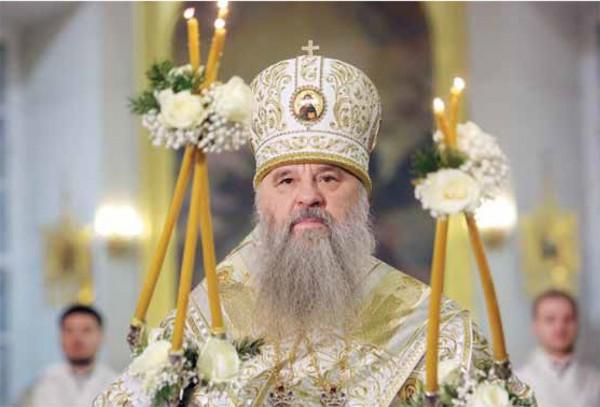Рождественское послание митрополита Варсонофия