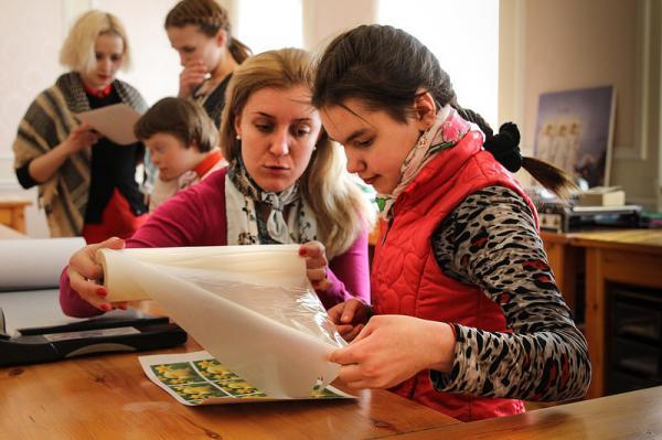 Учебная типография для инвалидов создана при Спасо-Преображенском соборе