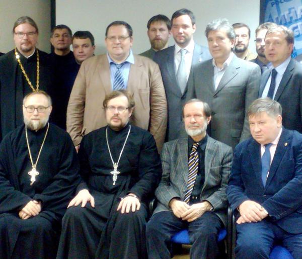 Состоялось заседание президиума совета православных общественных объединений