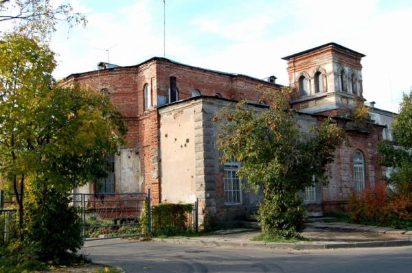 Святейший Патриарх Кирилл освятил восстановленный храм преподобного Сергия Радожнежского в Царском Селе