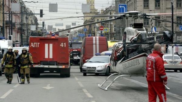 Митрополит Варсонофий выразил соболезнования родным и близким погибших от взрывов в петербургском метрополитене